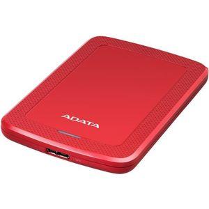 ADATA HV300 külső HDD 1TB 2.5'' USB 3.1 piros kép