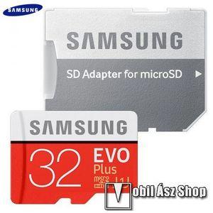 MEMÓRIAKÁRTYA TransFlash 32GB (microSDHC EVO plus - Class 10, UHS-1) + SD adapter - MB-MC32GA/EU - GYÁRI kép