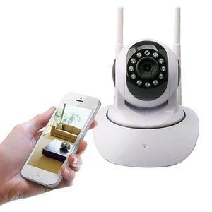Mozgatható WiFi kamera 2 antennával kép