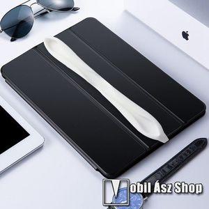 Szilikon érintőképernyő ceruza tartó - FEHÉR - Apple Pencil / Apple Pencil 2 kompatibilis kép