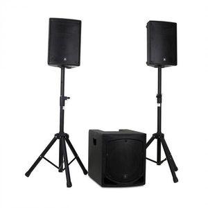 QTX QL1510MA 2.1 hangfalrendszer, 38 cm, 2 x 25 cm kép