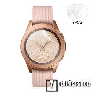 ENKAY okosóra képernyővédő fólia - CLEAR - 2DB - SAMSUNG Galaxy Watch 42mm - GYÁRI kép