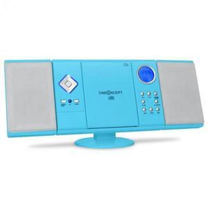 OneConcept V12 sztereó rendszer, Mp3 CD lejátszó, USB, SD, AUX, MOD kép