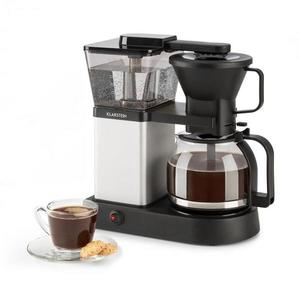 Klarstein GrandeGusto, kávéfőző, 1690 W, 1.3 l, pre-infusion, 96 °C, fekete/fémes kép