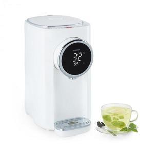 Klarstein Hot Spring, forró víz adagoló, 5 literes, rozsdamentes acélból készült víztartály, 45-95 °C, fehér kép