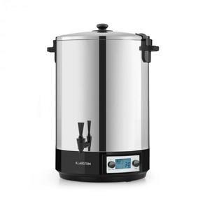 Klarstein KonfiStar 40, digital, befőző automata, italtároló, 40l, 100 °C, 180 perc kép