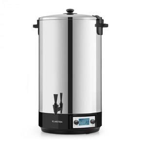 Klarstein KonfiStar 60, digitális, befőző automata, italtartály, 60L, 100 °C, 180 perc kép