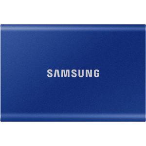 Samsung Portable SSD T7 1TB - kék kép