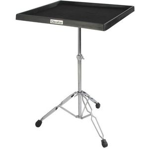 Gibraltar 7615 Percussion Table on Double Braced Stand kép