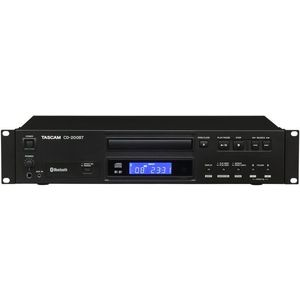 Tascam CD-200BT CD Player / Bluetooth Receiver kép