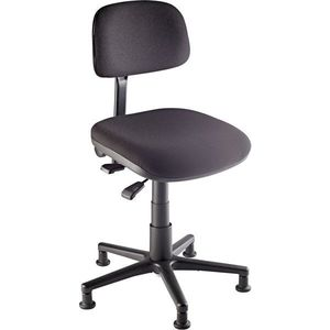 Konig & Meyer 13470 Chair for Percussion, Cello And Harp Black kép