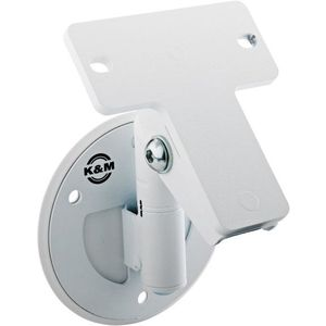 Konig & Meyer 24161 Universal Speaker Wall Mount Structured White kép
