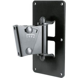 Konig & Meyer 24481 Speaker Wall Mount Black kép