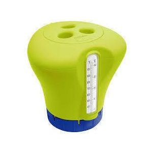 Marimex Float for chlorine with thermometer - mix of 3 colors kép
