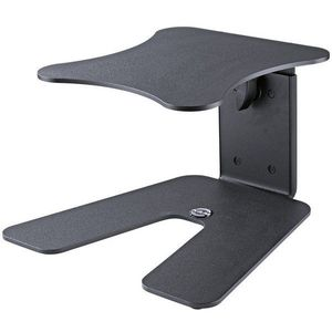 Konig & Meyer 26774 Table Monitor Stand Structured Black kép
