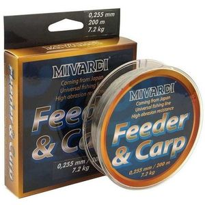 Mivardi Carp & Feeder 0, 165 mm 200 m kép