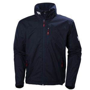 Helly Hansen Crew Hooded Jacket Navy S kép