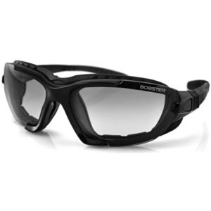 Bobster Renegade Convertibles Black Photochromic Lenses Clear kép