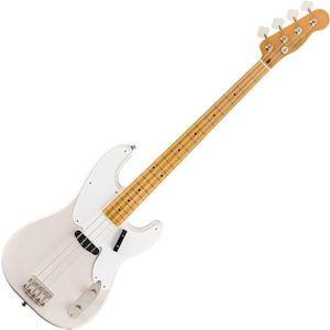 Fender Squier Classic Vibe 50s Precision Bass MN White Blonde kép