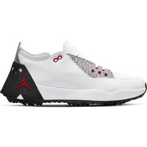 Nike Jordan ADG 2 Mens Golf Shoes White/University Red/Black US 8, 5 kép
