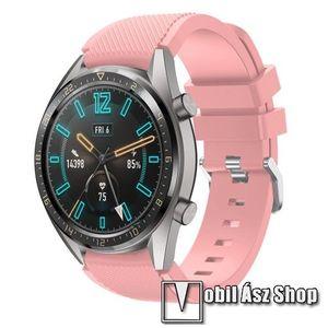 Honor Watch Magic 2, rózsaszín kép