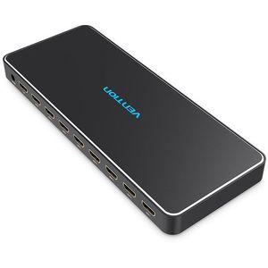 Vention 1 In 8 Out HDMI Splitter Black kép