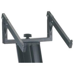 Konig & Meyer 18868 Laptop Stand Black kép