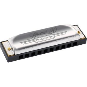 Hohner Special 20 Country Tuning A-major kép