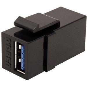 OEM Keystone kiegészítő USB 3.0 A(F) - USB 3.0 A(F) kép