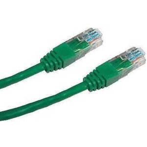 Adatátviteli kábel, CAT6, UTP, 3m, zöld kép
