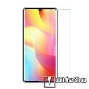 Képernyővédő fólia - Ultra Clear - 1db, törlőkendővel - Xiaomi Mi Note 10 / Xiaomi Mi Note 10 Pro / Xiaomi Mi CC9 Pro / Xiaomi Mi Note 10 Lite kép