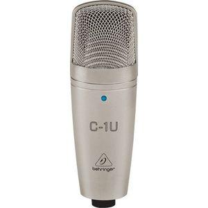 Behringer C-1U USB Studio Condenser Microphone kép