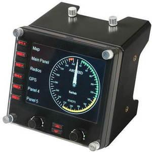 Saitek Pro Flight Instrument Panel kép