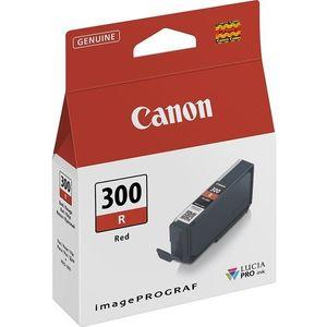 Canon PFI-300R piros kép