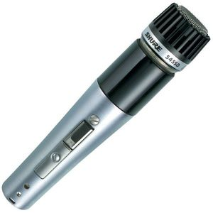 Shure 545SD-LC Classic Unidyne Instrument Microphone kép