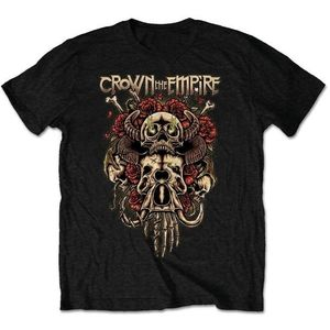 Crown The Empire Unisex Tee SacrifIce (Retail Pack) M kép