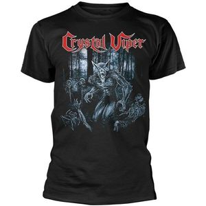 Crystal Viper Ing Wolf & The Witch Fekete M kép