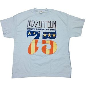 Led Zeppelin North American Tour S kép
