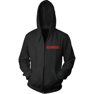Scorpions Black Out Hooded Sweatshirt with Zip M kép