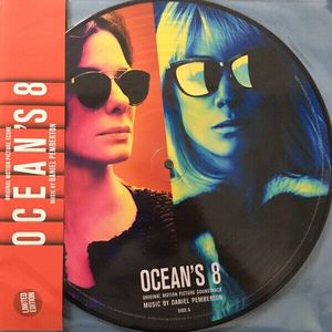Ocean's 8 Original Soundtrack (Picture Disk) (2 LP) kép