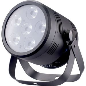 Fractal Lights PAR LED 6 x 4 W BATT kép