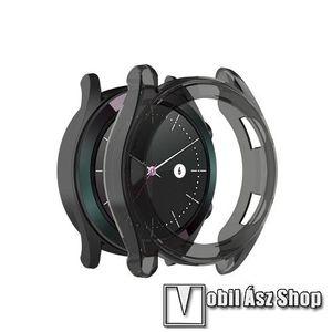 Okosóra szilikontok - SZÜRKE - HUAWEI Watch GT 46mm / HUAWEI Watch GT 2 46mm kép
