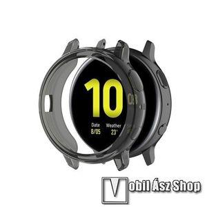 Okosóra szilikontok - SZÜRKE - SAMSUNG Galaxy Watch Active2 44mm kép