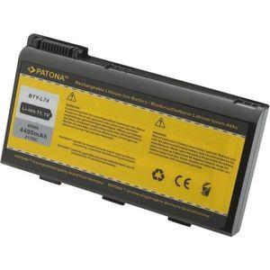 PATONA az MSI BTY-L74 laptophoz 4400 mAh Li-Ion 11, 1 V kép