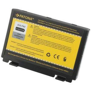 PATONA Asus K50ij laptophoz 4400 mAh Li-Ion 11, 1 V kép