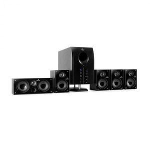 Auna XCess 5.1 aktív surround box hangfal szett kép
