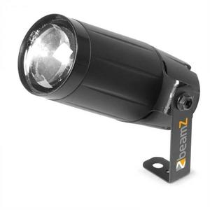 Beamz PS6WB, LED pin spot reflektor kép
