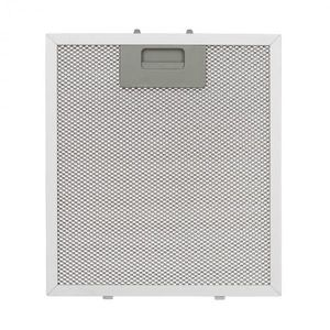 Klarstein Alumínium zsírszűrő, 23 x 25, 7 cm, csereszűrő, tartalék szűrő, kiegészítő kép