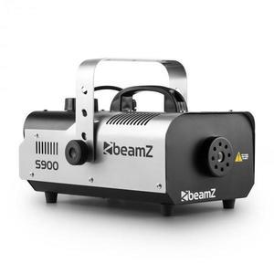 Beamz S900, füstgép + 5 liter füstfolyadék kép