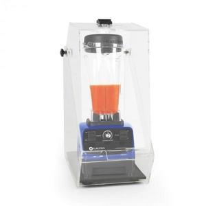 Klarstein Herakles 3G, kék, asztali turmixgép, fedővel, 1500 W, 2, 0 k, 2 liter, BPA-mentes kép